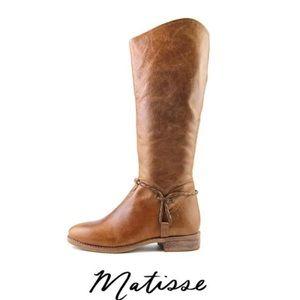 Matisse Lariat Wide Western Boots